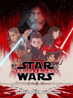 Star Wars : the last jedi cover image