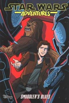 Star Wars adventures. Volume 4, Smuggler's blues cover image