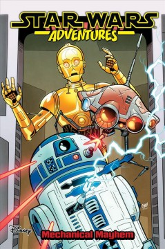 Star wars adventures. Volume 5, Mechanical mayhem cover image