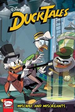 DuckTales. Mischief and Miscreants cover image