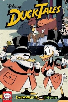 DuckTales. Imposters and interns cover image