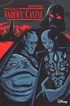 Star Wars adventures. Return to Vader's castle cover image