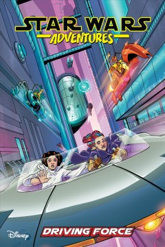Star Wars adventures. Volume 10, Driving force cover image