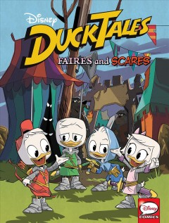DuckTales : Faires and Scares cover image
