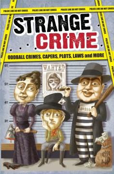 Strange crime cover image