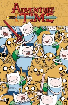 Adventure time. Volume 12 cover image