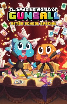 The amazing world of Gumball after school special cover image