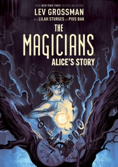 The magicians. Alice's story cover image