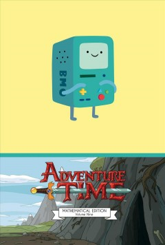 Adventure time. Mathematical edition, Volume 9 cover image