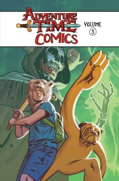 Adventure time comics. Volume 3 cover image