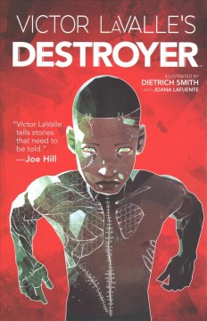 Victor LaValle's Destroyer cover image