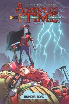 Adventure time. 12, Thunder Road cover image