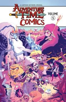 Adventure Time Comics. Volume 5 cover image