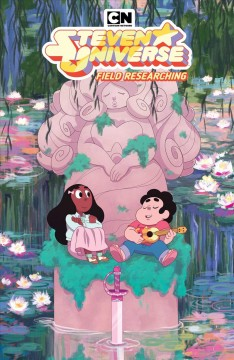 Steven Universe. Volume 3, Field researching cover image