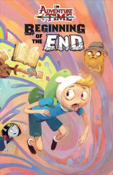 Adventure time. Beginning of the end cover image