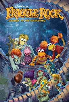 Jim Henson's Fraggle Rock. Journey to the Everspring cover image