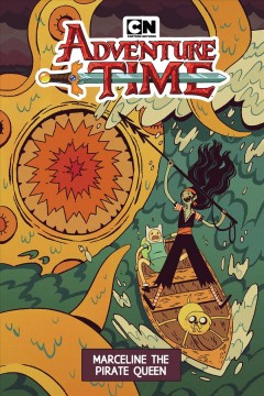 Adventure time. Marceline the pirate queen cover image