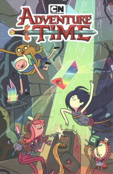 Adventure Time. Volume 17 cover image