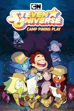 Steven Universe : Camp Pining Play cover image
