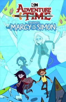 Adventure time presents Marcy & Simon cover image