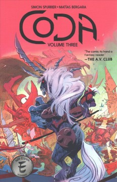 Coda. Volume three cover image