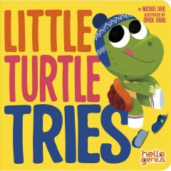 Little Turtle tries cover image