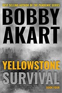Yellowstone survival cover image