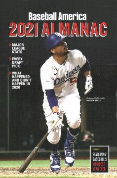 Baseball America ... almanac cover image