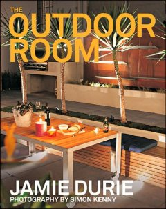 The outdoor room cover image