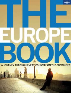 The Europe book : a journey through every country on the continent cover image