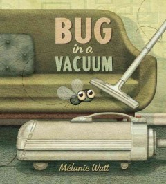 Bug in a vacuum cover image