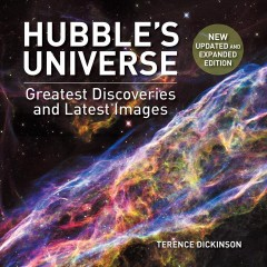 Hubble's universe : greatest discoveries and latest images cover image