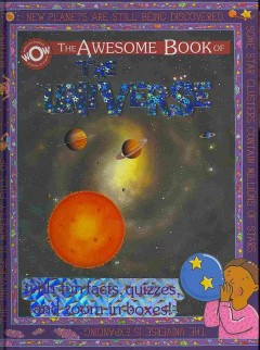 The awesome book of the universe cover image