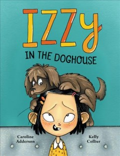 Izzy in the doghouse cover image