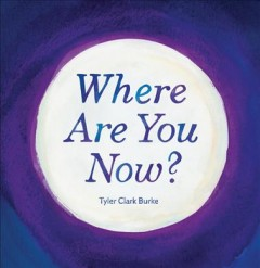 Where are you now? cover image