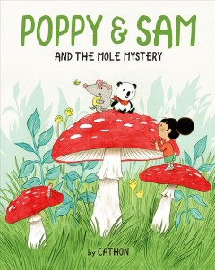 Poppy and Sam & the mole mystery cover image