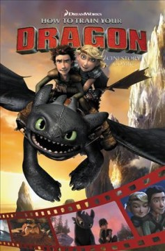 How to train your dragon : cinestory comic cover image