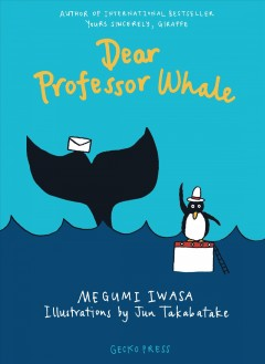 Dear professor whale cover image