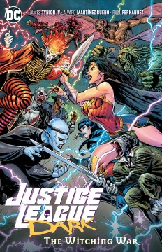 Justice League Dark. 3, The witching war cover image