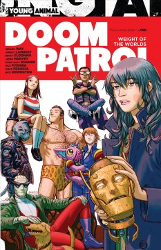Doom Patrol : weight of the worlds cover image