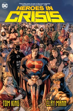 Heroes in Crisis cover image