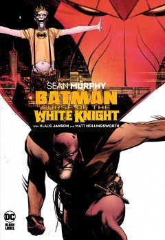Batman, curse of the White Knight cover image