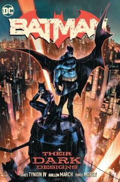 Batman. Vol. 1, Their dark designs cover image