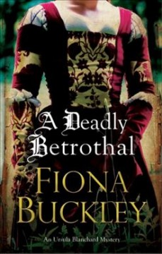 A deadly betrothal cover image