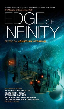 Edge of infinity cover image