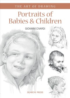 Portraits of babies & children cover image
