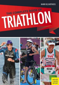 The complete book of triathlon cover image