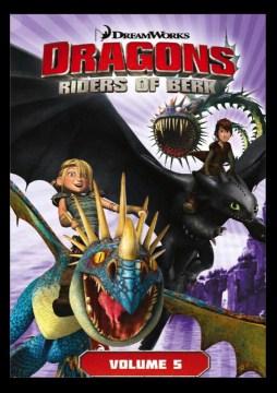 Dragons. Riders of Berk. The legend of Ragnarok / 5 cover image
