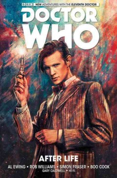 Doctor Who, the eleventh Doctor. 1, After life cover image