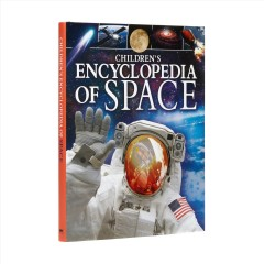 Children's encyclopedia of space cover image